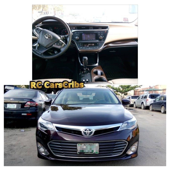2014 Toyota Venza Transmission: Good Deals...2010 Venza Limited Facelifted @ 5.4m....014