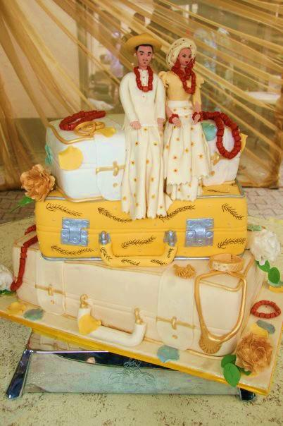 latest nigerian wedding cakes traditional wedding cakes food nigeria 16731