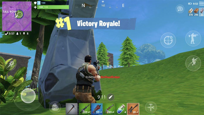 Download Fortnite Mobile For Ios And Android Apk Obb Data Phones