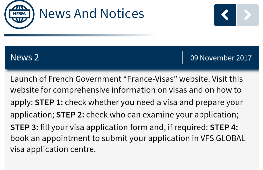 How To Track My France Visa Application In Nigeria How to