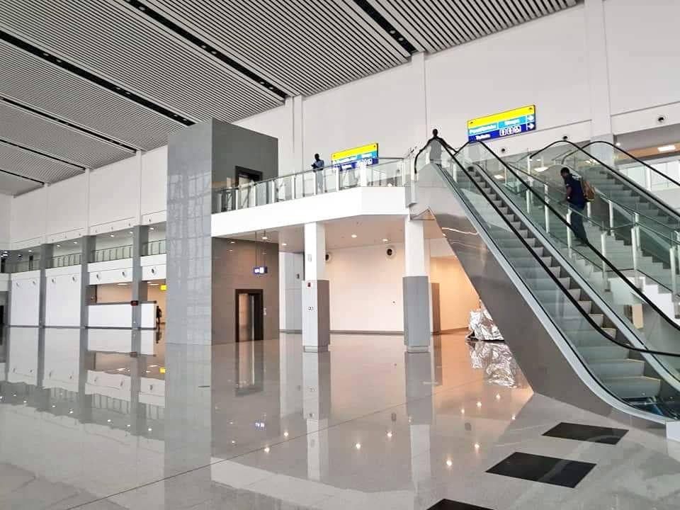 Image result for Rivers State new Airport