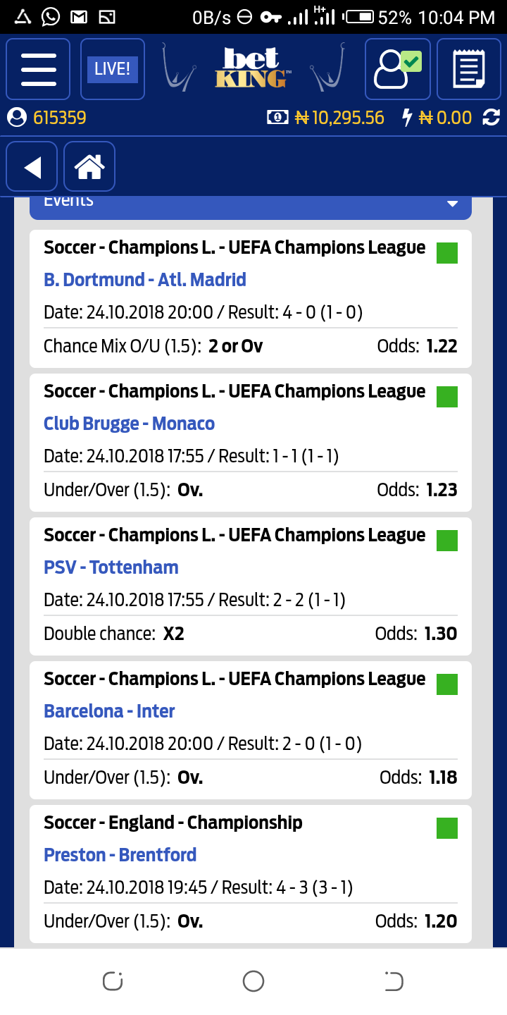 Today's Free Odds - Join Sure Ultimate Prediction - Sports