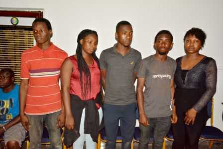 Corpers Kidnapped On Their Way To Camp, Rescued In A Forest In Imo