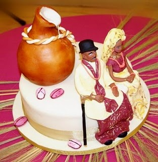nigerian igbo traditional wedding cakes traditional wedding cakes food 2 nigeria 17847