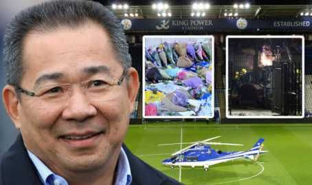 Leicester City Players React To Death Of Owner, Vichai Srivaddhanaprabha (Photos) «