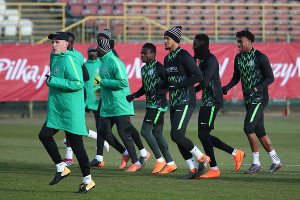 AFCON Qualifiers: Rohr Releases 23-Man Squad To Face South Africa