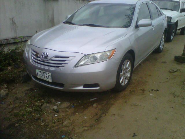 2008 naija used toyota camry 4 sale autos nigeria. Black Bedroom Furniture Sets. Home Design Ideas