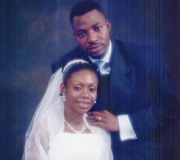 17th Anniversary Gift For Wife: Sunny Nneji And Wife, Peace Celebrate 17th Wedding
