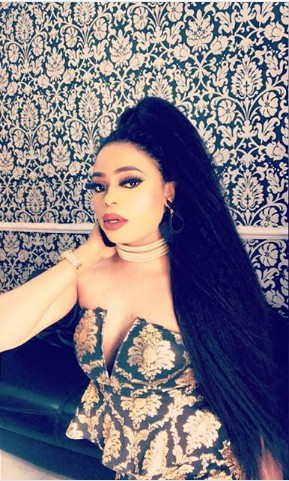 Bobrisky Finally Flaunts Cleavage, Fans React (PHOTO)