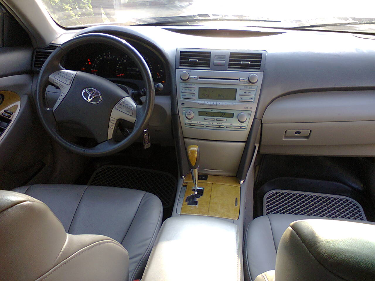 2008 toyota camry xle interior. Black Bedroom Furniture Sets. Home Design Ideas