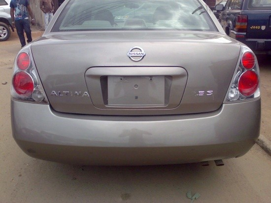 2006 nissan altima specialedition loaded lowmiles