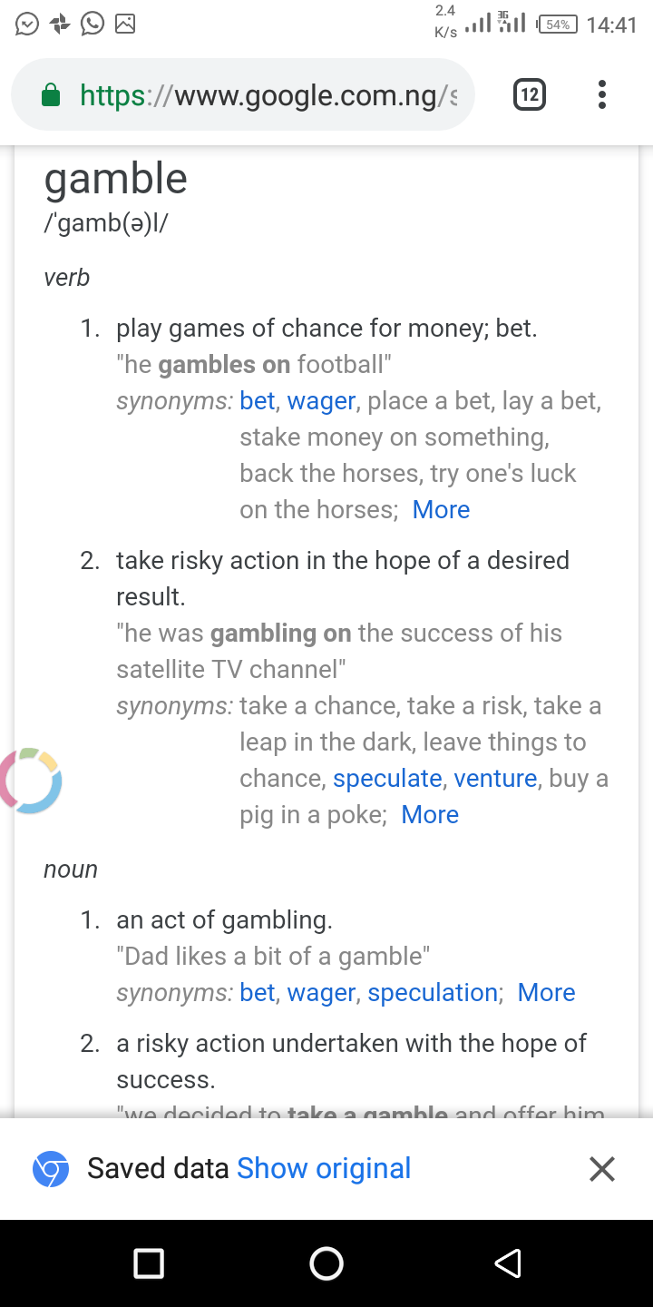 Is Gambling Evil? Then What Is Casting Of Lots? - Religion