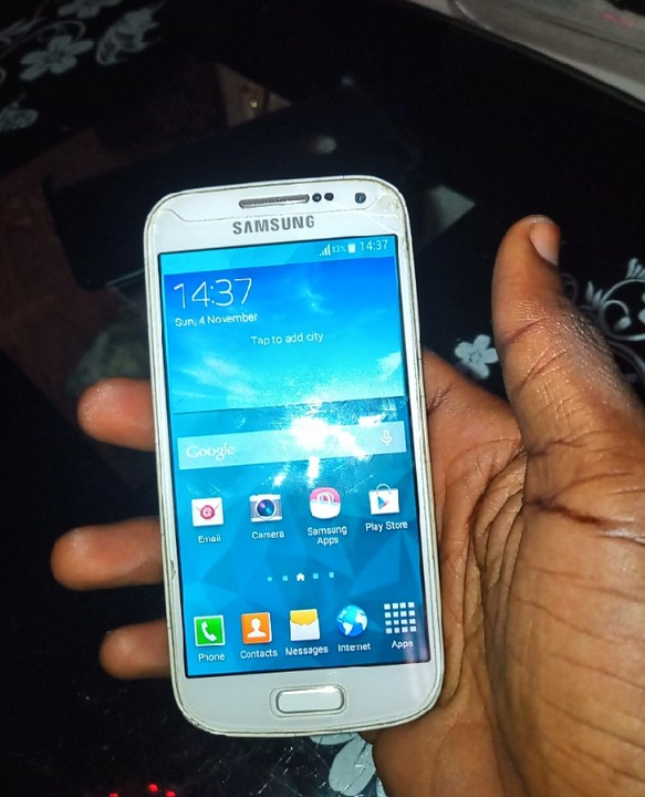 Uk Used Samsung Galaxy S4 Mini Price In Nigeria - ▷ ▷ PowerMall
