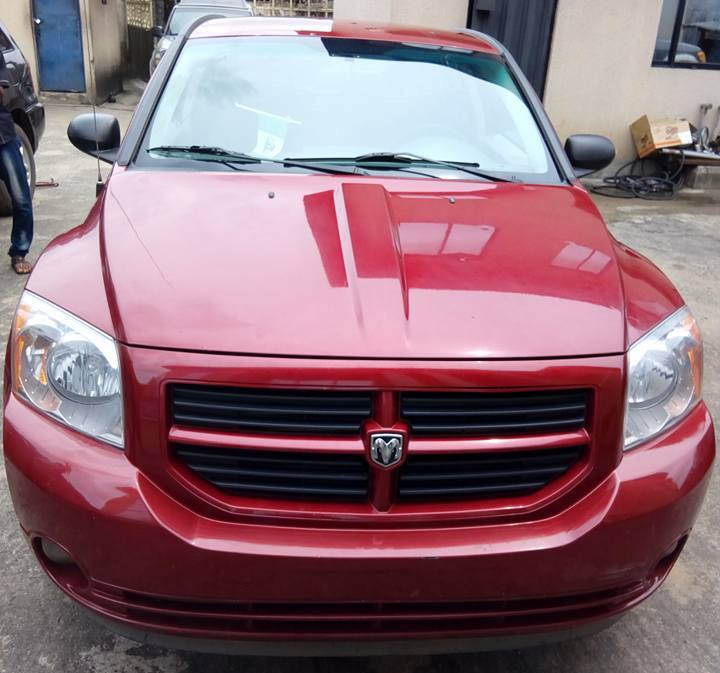 Dodge Caliber For Sale In Port Harcourt @ 1.35m Call