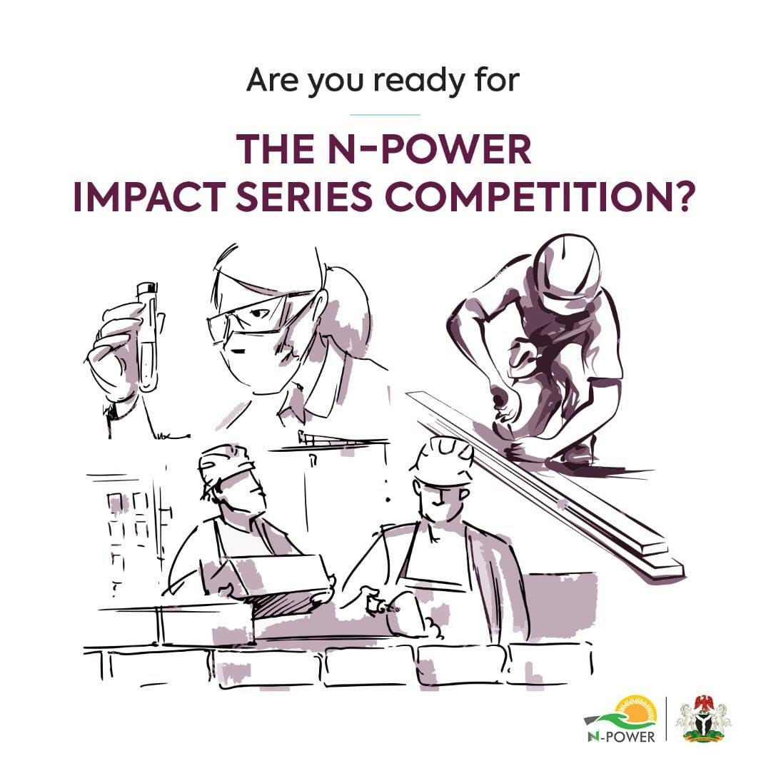 we are happy to announce the n power impact series competition