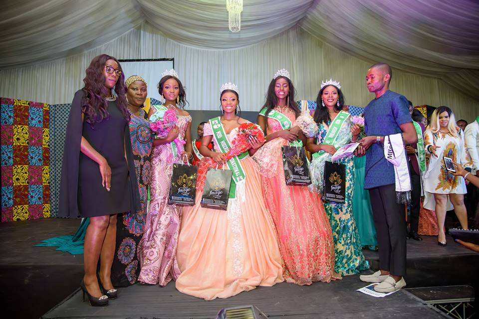 PHOTOS: Winners Of Mr. And Miss Nigeria International 2018