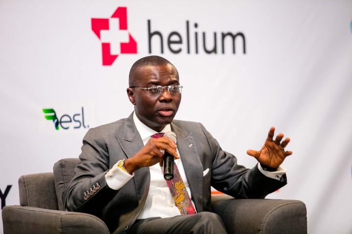 We Will Provide Enabling Environment For Tech Growth In Lagos - Sanwo-olu
