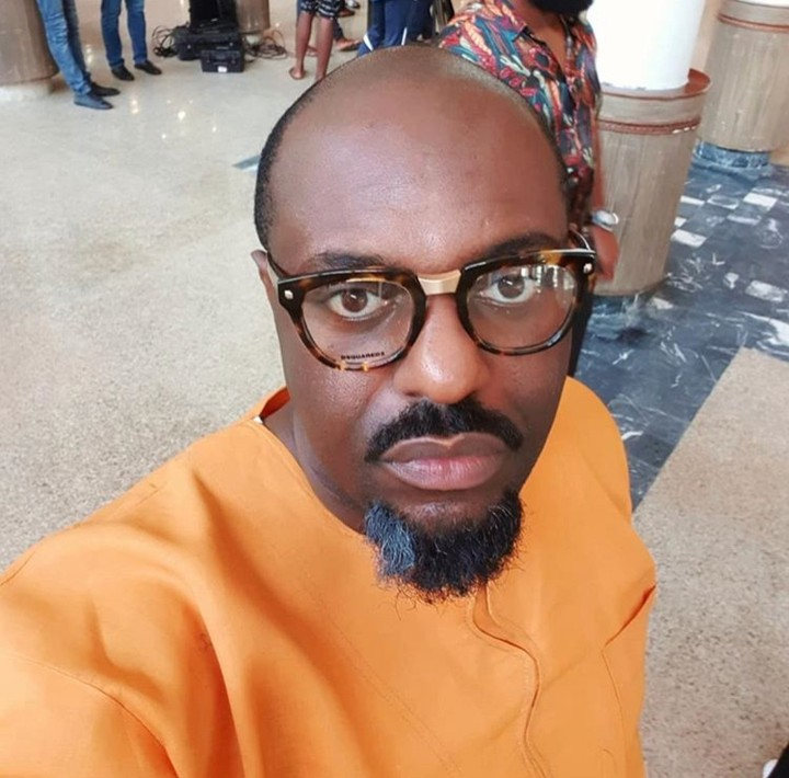 Jim Iyke Goes Bald For A New Movie Role (Photos) 1