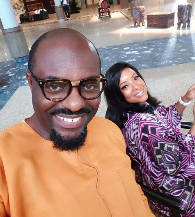 Jim Iyke Goes Bald For A New Movie Role (Photos) 2