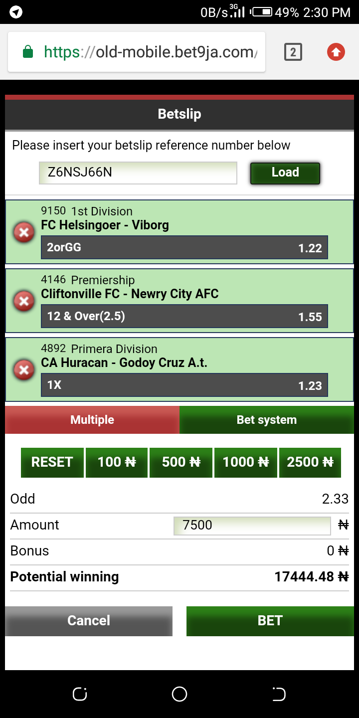 Daily Bet Prediction Channel      2 - 10 Odds Daily - Sports