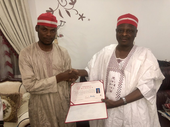 Kwankwaso Met With 3 Phd Holders Out Of 2600 He Sponsored Abroad