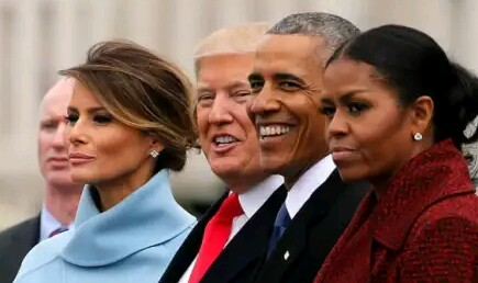 Michelle Obama Reveals Why She Stopped Smiling At Trump's Inauguration