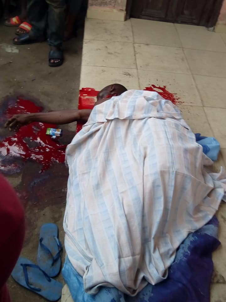 Suspected Ritualists Kill Man In Delta, Vital Organs Removed. (Graphic Photos) 3