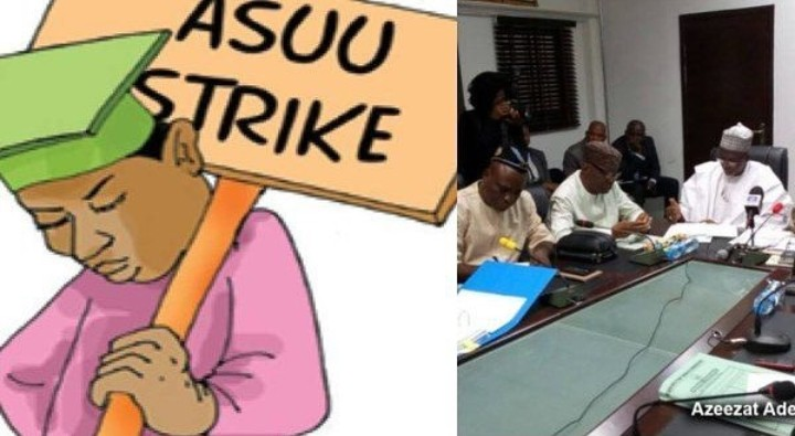 ASUU Strike: Lecturers To Meeting With Government On Today