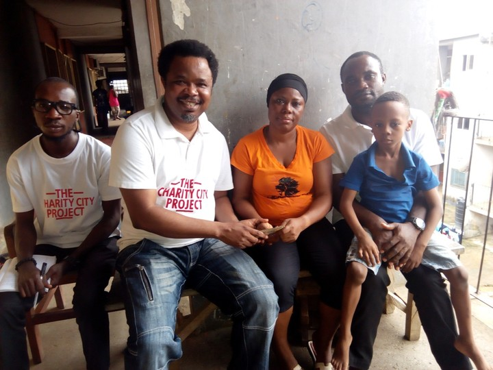 Meet Vera Biayeibo, Widow Who Produces & Sells Soaps To Cater For Her Children