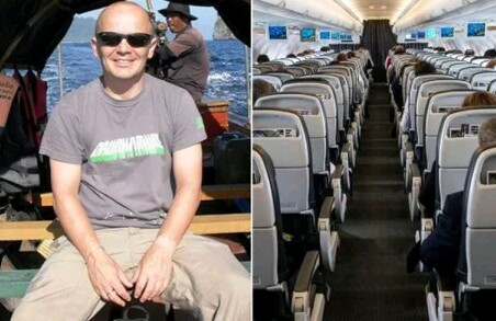 Passenger Sues British Airways After Sitting Next To An Obese Man For 12 Hours