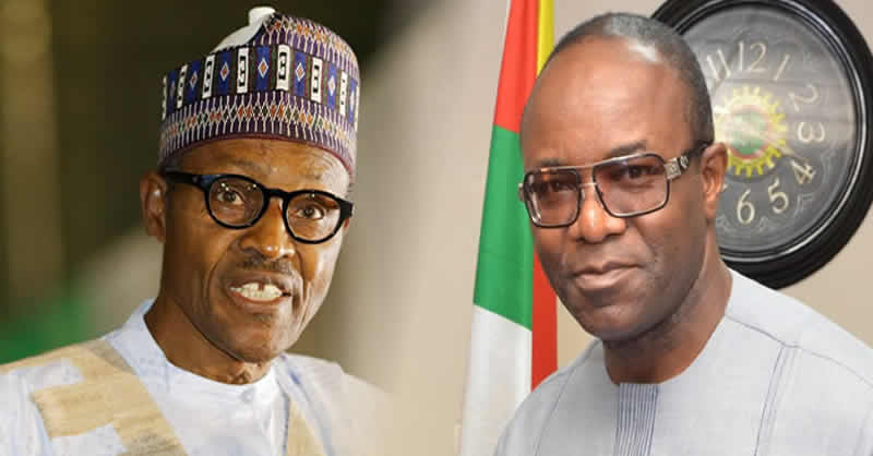 Kachikwu's Appointment Absolves Buhari Of Blame As President/Oil Minister