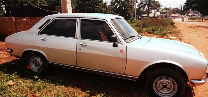 tokunbo peugeot 504 for sale at an affordable price. #07032640620