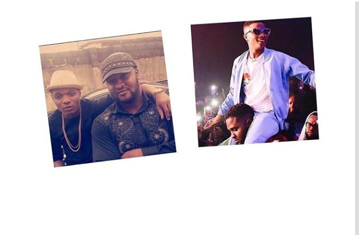 Wizkid Threatens To Kill The Bouncer That Attacked His Body Guard While Trying To Protect him.