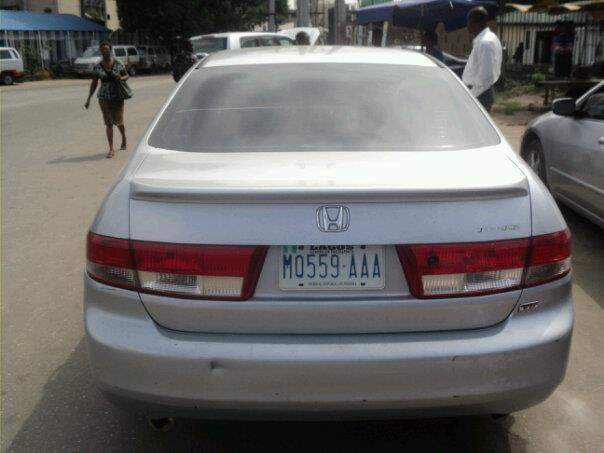 Awesome 110k Mileage. VIN: 1HGCM66863A043484 For More Enquries Call Me On  08036198454,08053173529 Or Seyimarketer@yahoo.com. Re: Super Clean 2003  HONDA ACCORD V6 ...