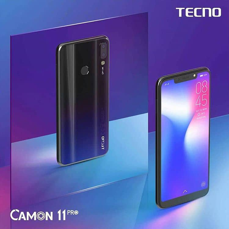 Tecno Camon 11 Pro Full Specifications And Price - Phones