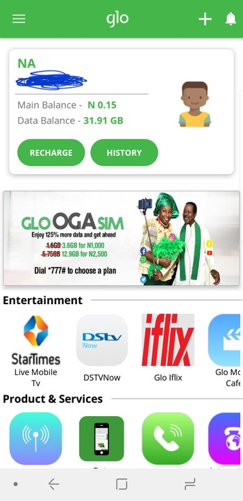 How To Get 2 4gb For N500 On Glo - Phones - Nigeria