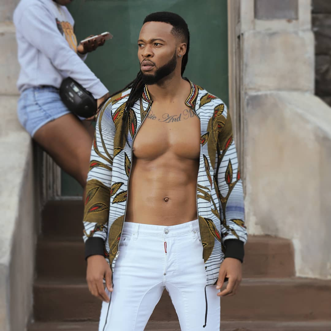 Flavour Celebrates His 35th Birthday With New Adorable Photo