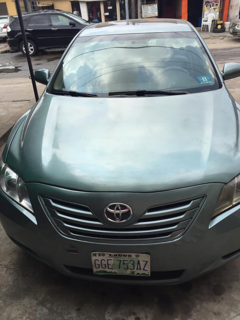 Toyota Camry For Sale Muscle Car Talk Nigeria