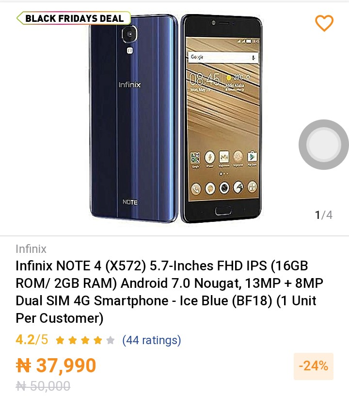 Infinix Note 4/4 Pro Official Discussion Thread - Phones (98