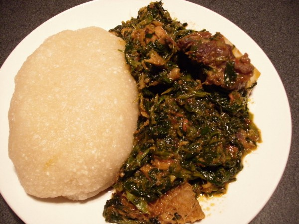 Pictures Of Nigerian Dishes