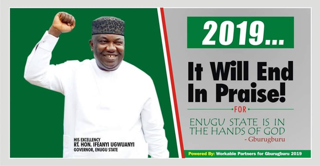 Ugwuanyi Awards Contracts For Multiple Road Projects In Igbo-Eze North, Others