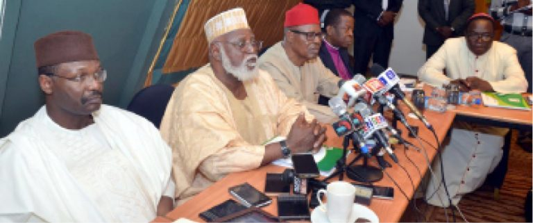 2019 Polls: Parties To Meet Dec 11 To Sign Peace Accord