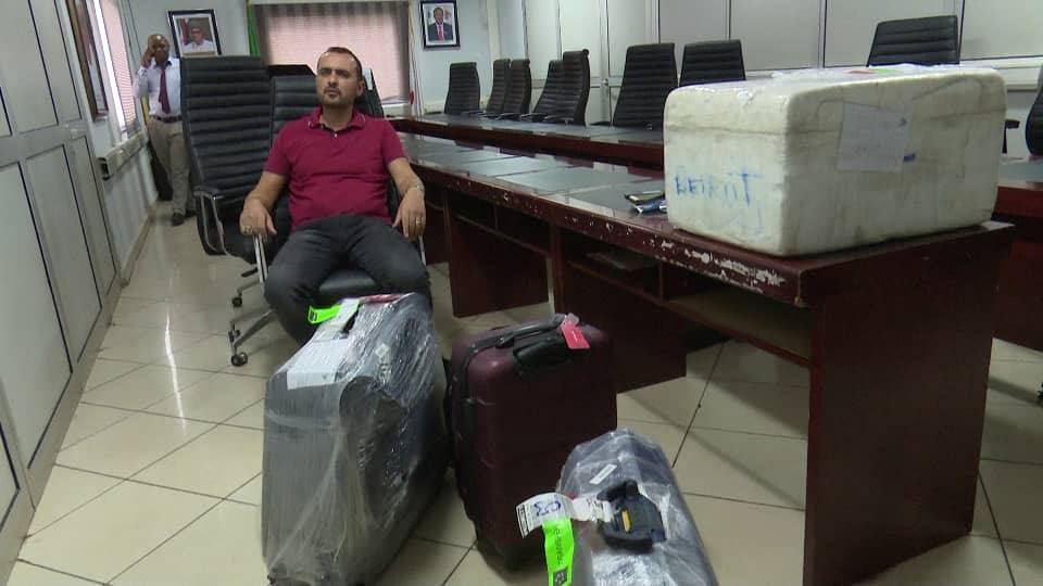 Lebanese Abbas Lakis Arrested by EFCC