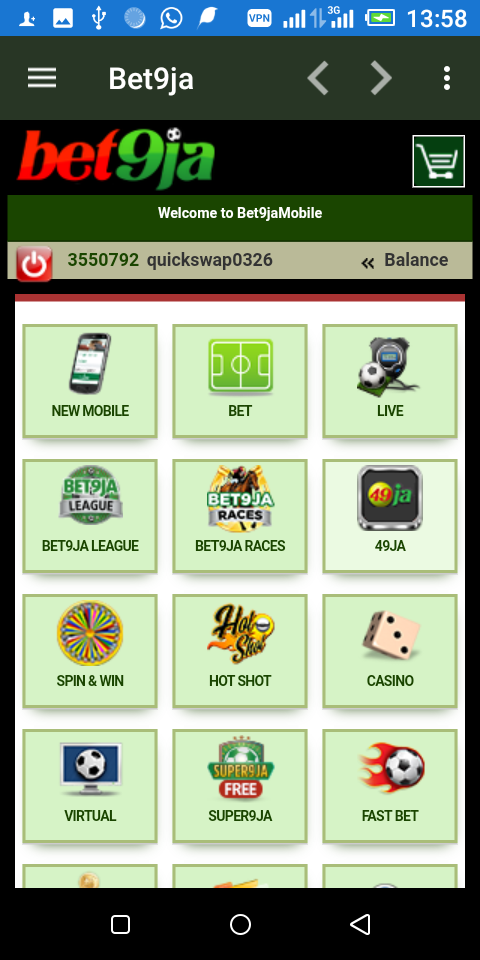 Bet9ja Old Mobile App Download | Mobile Apps And Devices