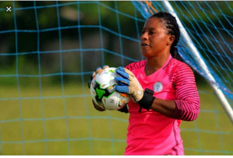 Nigerias Falcons Crowned Women Team Of 2014 - Eye On The