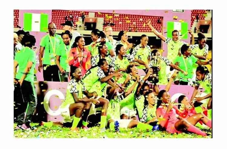 Super Falcons Resume Training As They Hope For Favourable