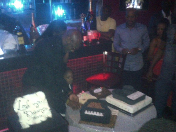 2face Idibia 37th Birthday Party At Rumors Night Club