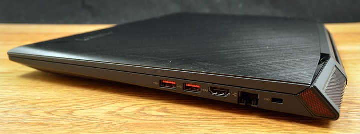 Clean And Neat Lenovo Y700: Nvidia, JBL Speakers + Dolby Audio +