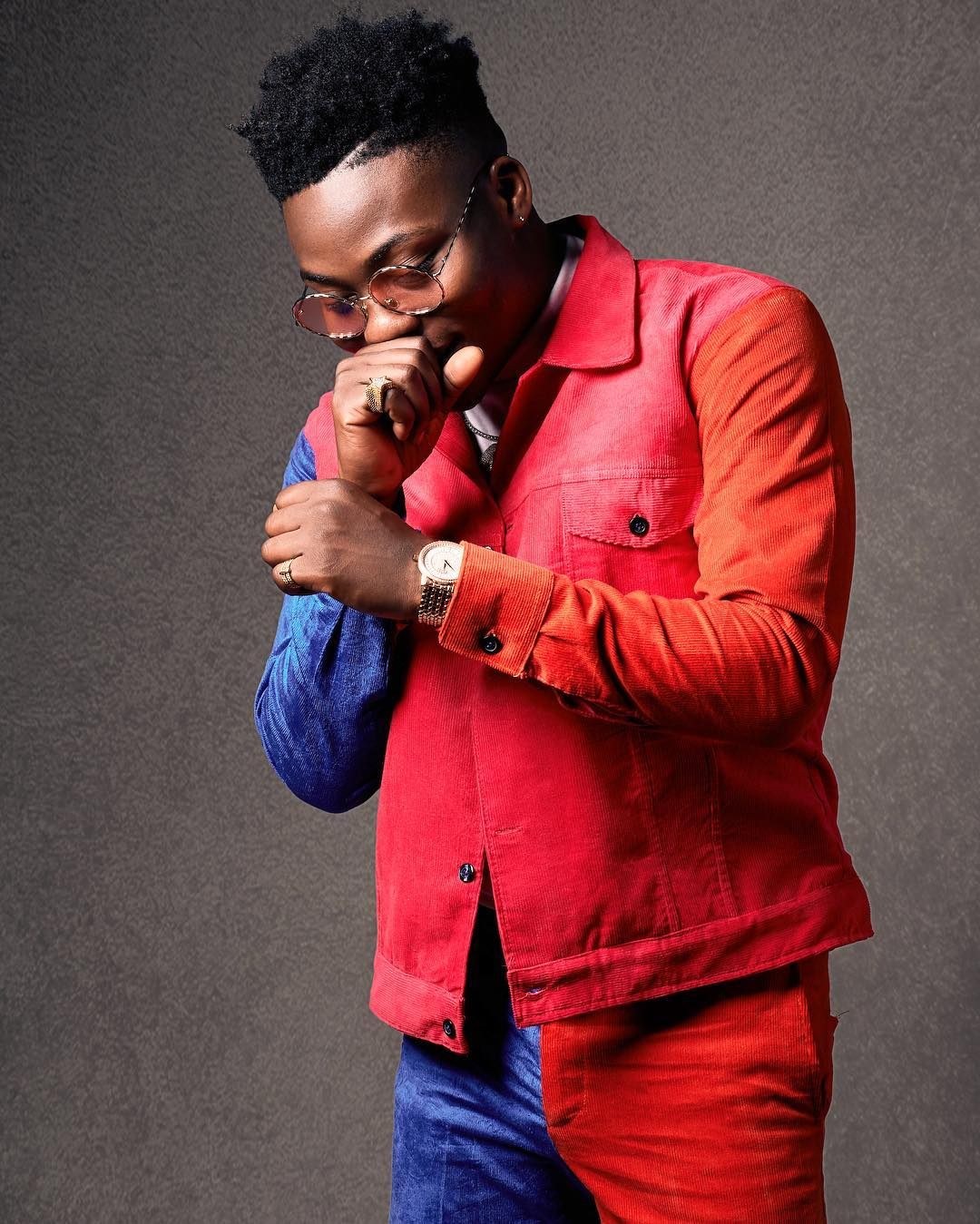 Image result for Singer, Reekado Banks Celebrates His 25th Birthday In Grand Style