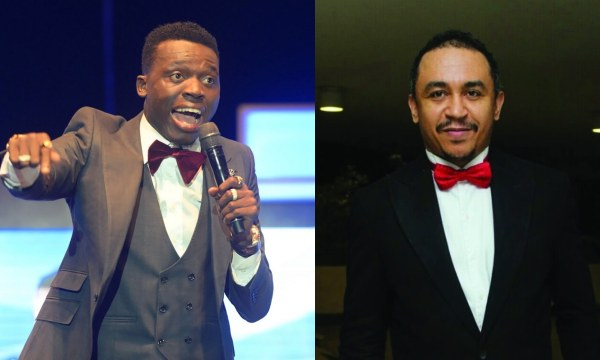Akpororo Attacks Daddy Freeze, #TheExperience13: Akpororo Attacks Daddy Freeze During Performance